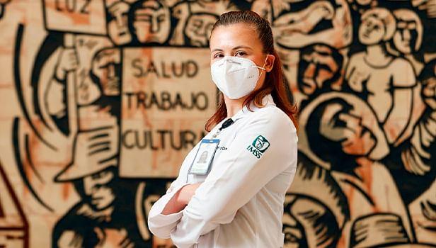 Fortalece IMSS procesos de seguridad del personal durante pandemia