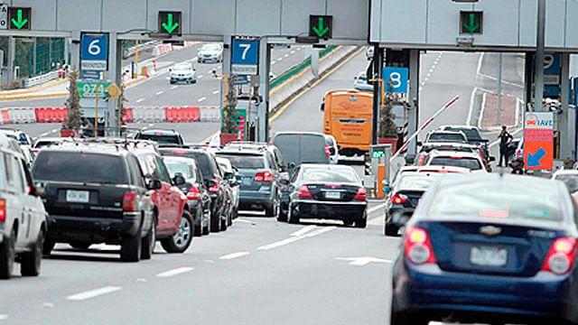 Vacacionistas saturan carreteras por Semana Santa