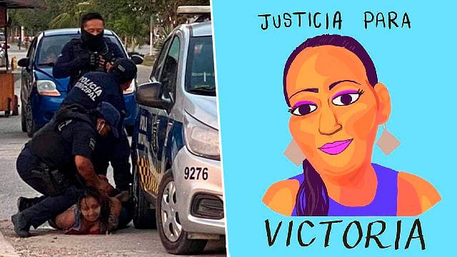 Identifican a mujer asesinada en Tulum; hay acción penal contra policías