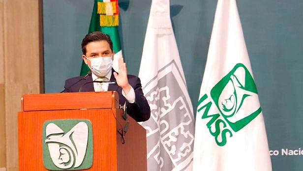 Durante la pandemia ningún paciente se ha quedado sin atención: IMSS