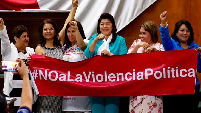 Crearán Registro Estatal de Sancionados por Violencia Política Contra las Mujeres