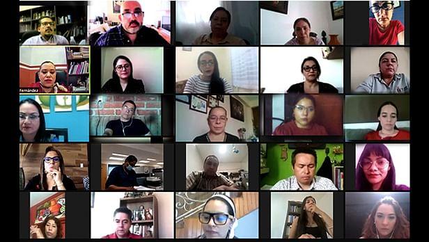 Para erradicar la violencia contra la mujer, PJM realiza curso en línea