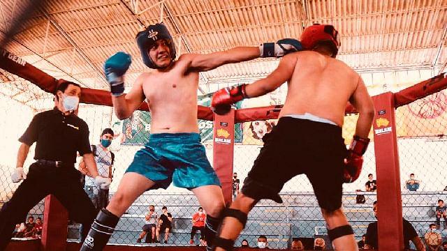 Exitoso, Campeonato de K1 y Artes Marciales Mixtas en Uruapan