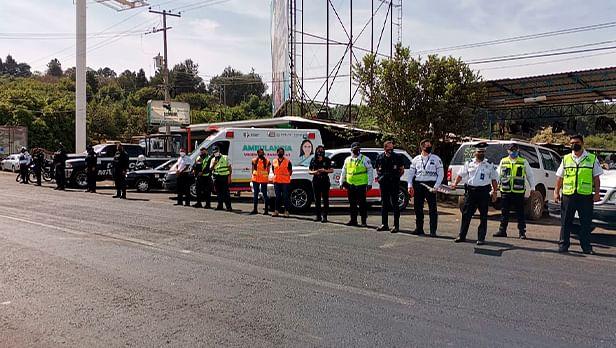 Implementa Protección Civil operativo por Semana Santa en Michoacán