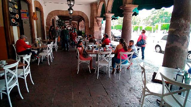 Baja afluencia, en restaurantes de Michoacán en vacaciones: Canirac
