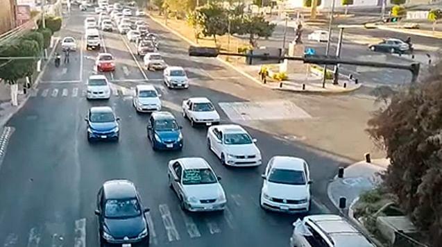 Maestros se movilizarán este jueves en Morelia en caravana motorizada