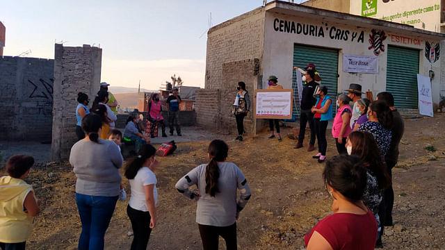 Gobierno de Morelia y ciudadanía diseñan rehabilitación de calle Vicente Lombardo