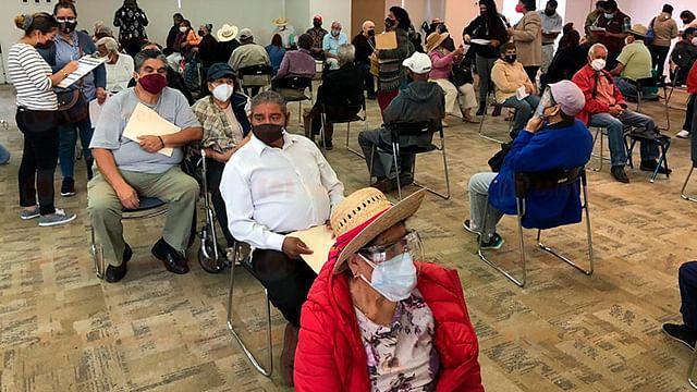 Sindicalizados municipales de Morelia recibirían la vacuna este martes