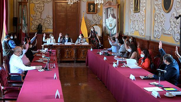 Cabildo aprueba acuerdo de cuenta pública del ejercicio fiscal 2020