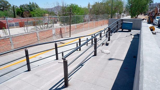 Rehabilitan calles de la zona oriente y poniente de Morelia