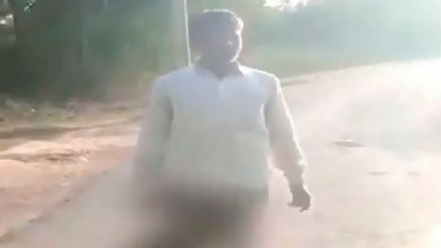 Padre decapita a su hija y camina con la cabeza hasta la policía en India