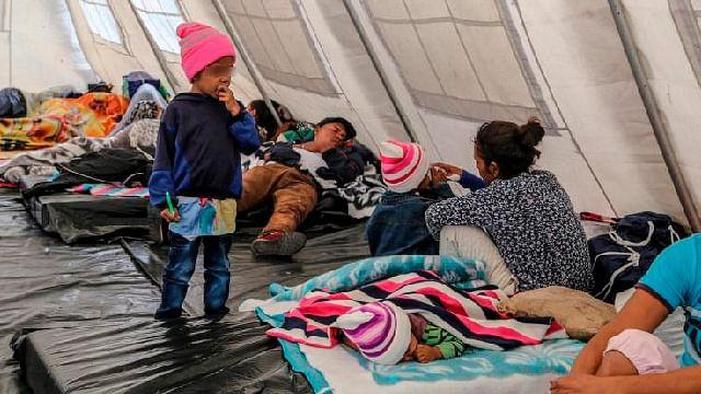 EU: buscan alojar a niños migrantes en instalaciones del Pentágono