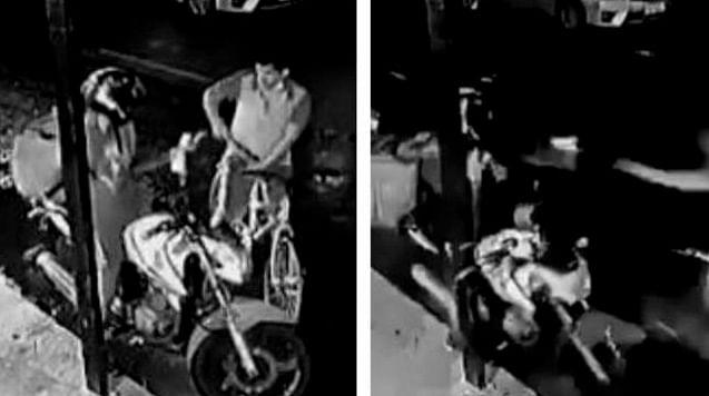 Atropellan a ladrón mientras robaba a un repartidor [Video]