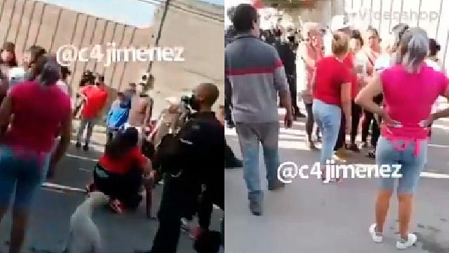 """""""Era un niño"""": familiares le lloran a presunto ladrón abatido en la CDMX"""