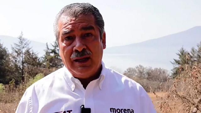 Se solidariza Raúl Morón con nicolaitas a los que les adeudan aguinaldo