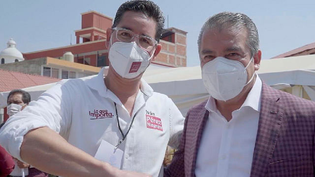 """Con Raúl Morón vamos a dignificar Michoacán"": Pérez Negrón"