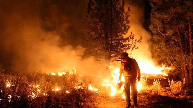 Michoacán, tercer lugar nacional en incendios forestales en lo que va de 2021