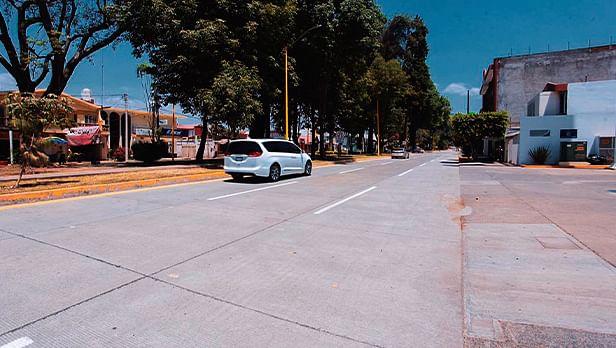 En Uruapan, reabren circulación en tramo del Paseo Lázaro Cárdenas