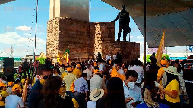 Este 4 de abril inician campañas aspirantes a la gubernatura de Michoacán