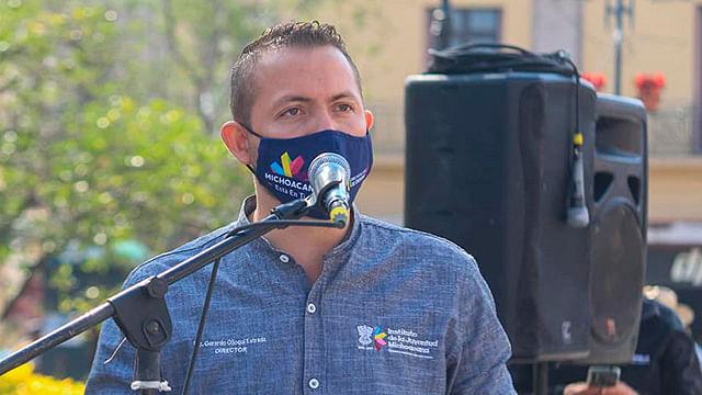 Renuncia director del Instituto de la Juventud Michoacana