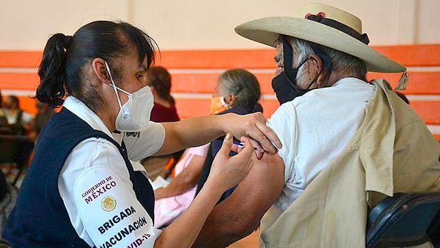 Pátzcuaro: Emiten resultados de la campaña de vacunación Covid-19