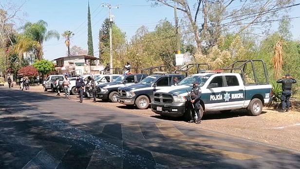 Fortalece Policía de Morelia acciones para garantizar una Semana Santa segura