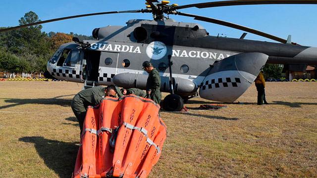 Gobierno estatal solicitó helicóptero a Sedena para combatir incendios atípicos