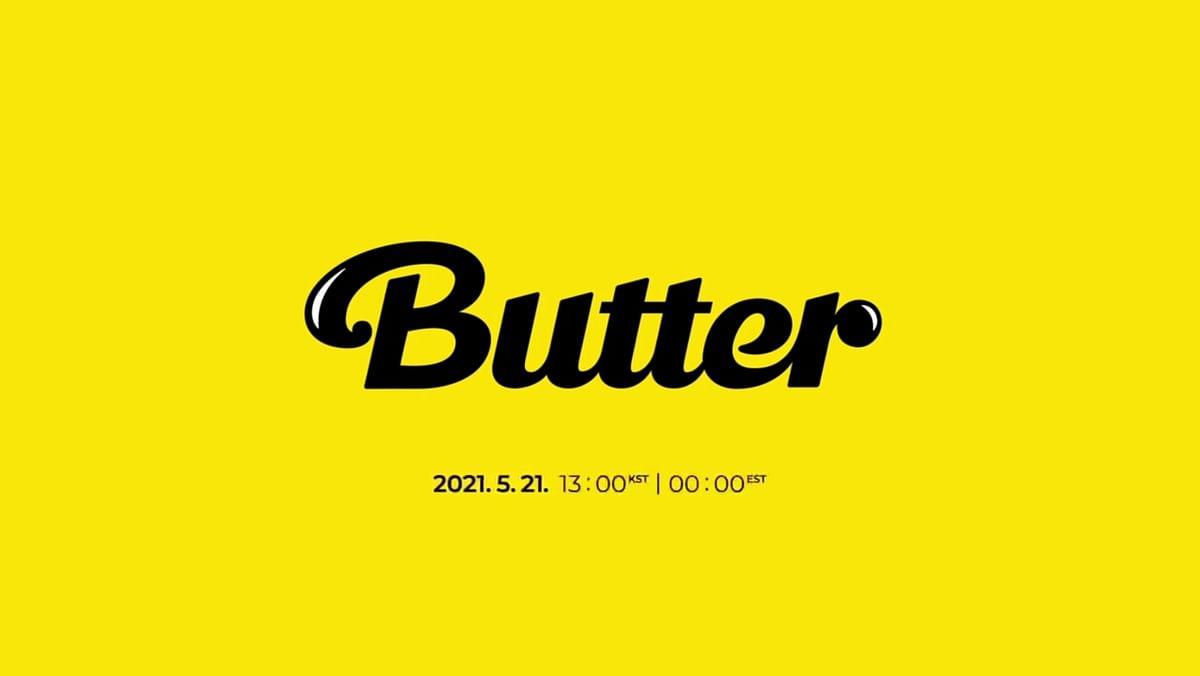 BTS anuncia Butter, su nuevo sencillo en inglés