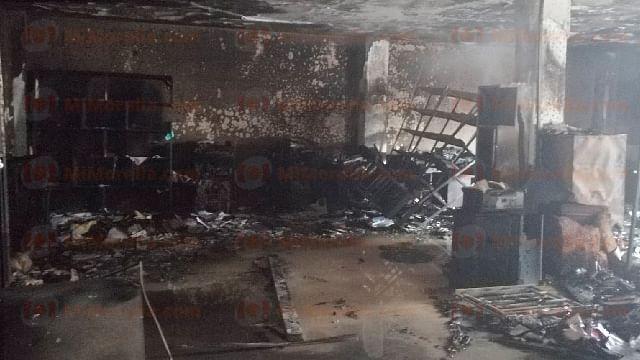 Interpondrán denuncia contra responsables de incendio en Casa Hotel