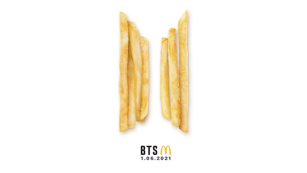 McDonalds anuncia un combo especial de BTS ¿Qué traerá?