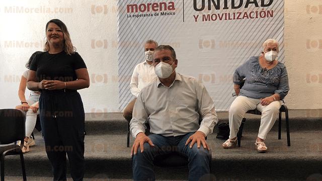 Proyecto salió fortalecido luego de revocación del TEPJF: Raúl Morón