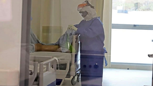 Hospital General de Pátzcuaro, sin camas para enfermos Covid-19