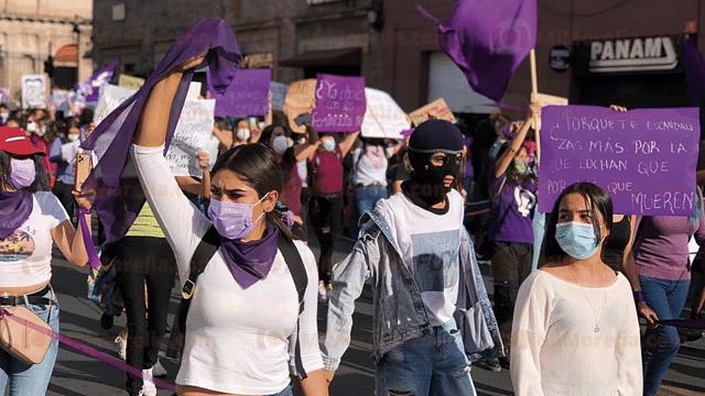 Proponen que 8 de marzo sea asueto para visibilizar violencia femenil