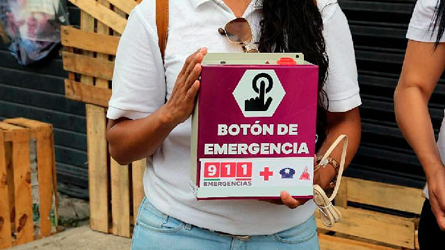 Instalados, más de 25 mil Botones de Emergencia en Michoacán