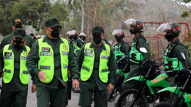 Detienen a presuntos miembros del Cártel de Sinaloa en Venezuela