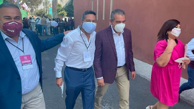 Con regreso de candidatura de Raúl Morón se hace justicia: Báez