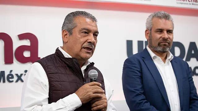Pide Raúl Morón intervención de la FEDE y del INE en Michoacán