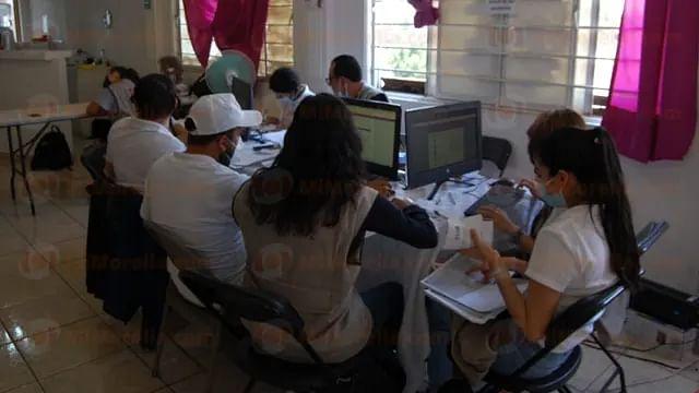 En el Distrito 10 Morelia Noroeste harán recuento de 2 paquetes electorales a la gubernatura