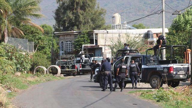 Enfrentamiento en Zamora entre policías y civiles deja seis muertos