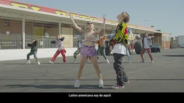 BTS sorprende cantando verso en español de Becky G y ella reacciona