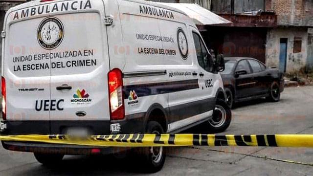 Asesinan a joven al interior de un taller mecánico en Sahuayo