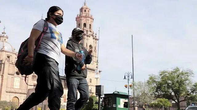 De 62 nuevos contagios de Covid-19 en Michoacán, 41 son en Morelia