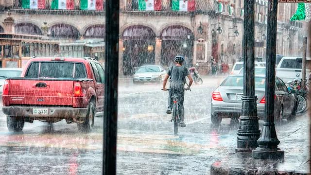 Prevalecerá el clima lluvioso en Michoacán
