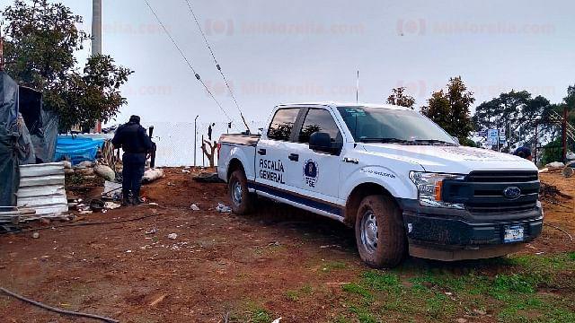 Hallan 8 asesinados en campamento en límites de Michoacán y Jalisco