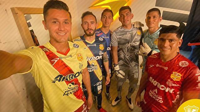 Más canarios que nunca; presentan las nuevas playeras de Atlético Morelia