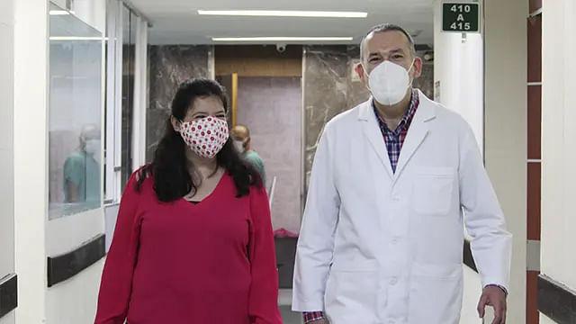 Dos pacientes del IMSS reciben trasplante de hígado
