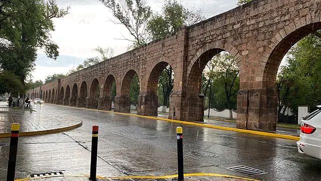 Sábado con riesgo de tormentas en Morelia
