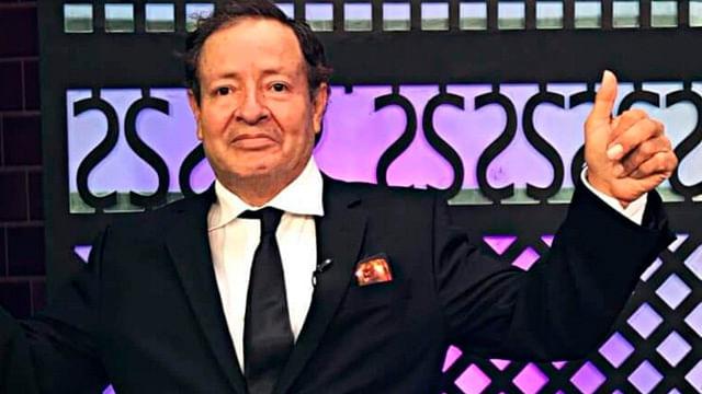 Salud del comediante Sammy Pérez se complica por falla renal
