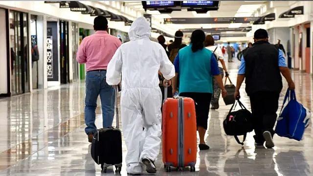 EU mantiene alerta de viaje a México por tercera ola de Covid-19
