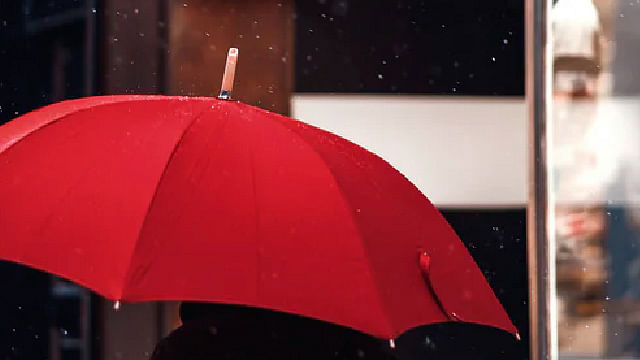 Continúa pronóstico de lluvia para Morelia este lunes